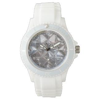 Chanteleah deslumbra reloj de mano