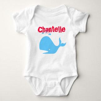 Chantelle Body Para Bebé
