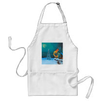 chanticleer adult apron