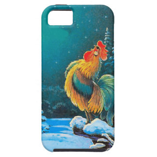 chanticleer at dawn a iPhone SE/5/5s case