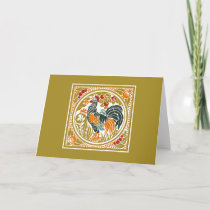 Chanticleer Card