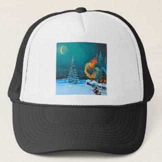 chanticleer trucker hat