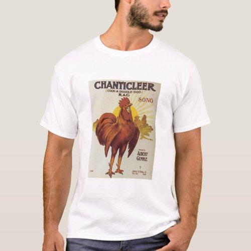 Chanticleer Vintage Songbook Cover