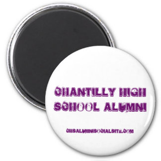 Chantilly High School Alumni, CHSAlumniSocialSi... Magnet