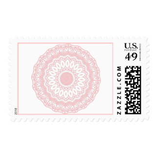 Chantilly Lace Postage Stamp