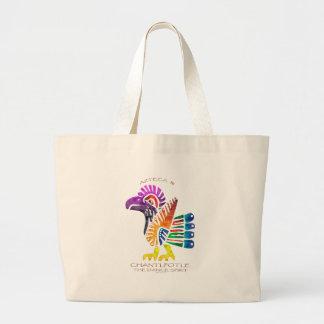 CHANTLPOTLE Dance Spirit Large Tote Bag