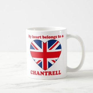 Chantrell Tazas De Café
