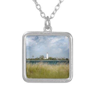 Chantry Island Lighthouse necklace