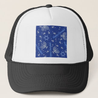 chanuka happy trucker hat