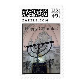 Chanuka stamp