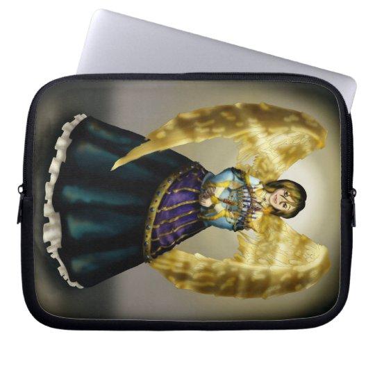 Chanukah Angel Computer Sleeve