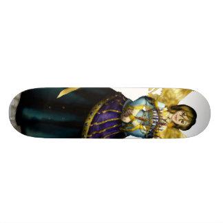 Chanukah Angel Skate Board