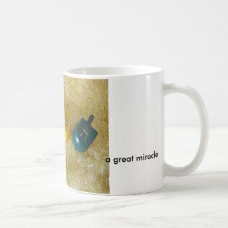 Chanukah Coffee Mug