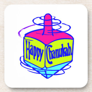 Chanukah Dreidel Coaster
