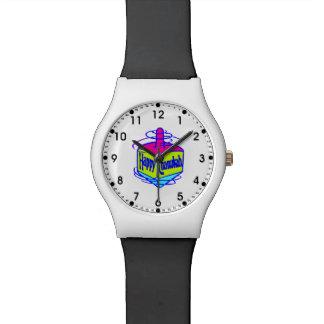 Chanukah Dreidel Relojes De Mano