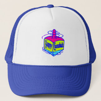 Chanukah Dreidelnot Trucker Hat