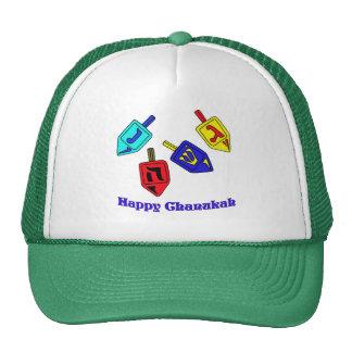 Chanukah Dreidels Trucker Hat