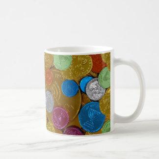Chanukah Gelt Coffee Mug