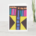 "Chanukah greeting card<br><div class=""desc"">menorah</div>"