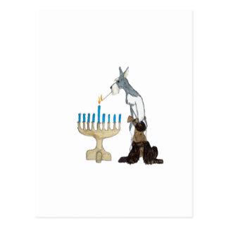 chanukah ( Hanukkah ) card
