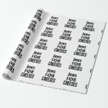 "Chanukah hanukkah Jews for cheeses funny Wrapping Paper<br><div class=""desc"">Chanukah hanukkah Jews for cheeses funny</div>"
