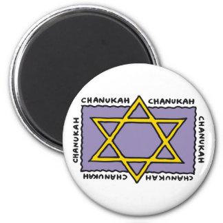 Chanukah Imán Para Frigorífico