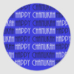 """Chanukah oh Chanukah Stickers<br><div class=""""desc"""">So cute on a card,  gift,  invitation or other holiday items</div>"""