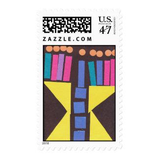 Chanukah postage stamp
