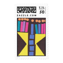 Chanukah postage stamp