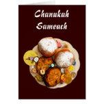 Chanukah Sameach Felicitacion