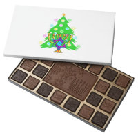 Chanukkah and Christmas Assorted Chocolates