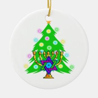 Hanukkah Ornaments and Decorations