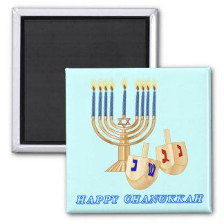 Chanukkah feliz - imán