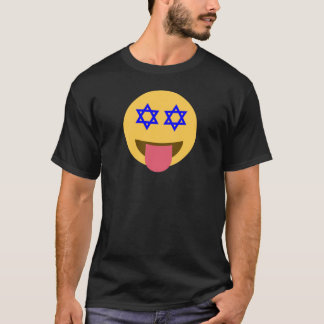 chanukkah hanukkah emoji T-Shirt