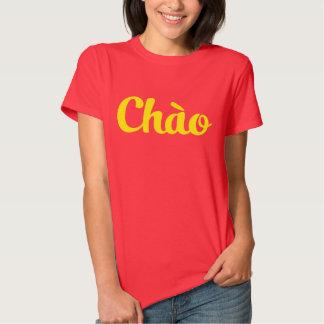 Chào / Hello ~ Vietnam / Vietnamese / Tiếng Việt Tee Shirt