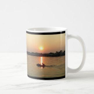 Chao Phraya River Sunset 2012 Calendar Mug