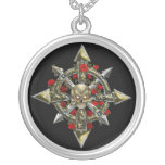 Chao-star Silver Plated Necklace