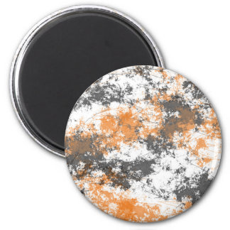 Chaos 2 Inch Round Magnet