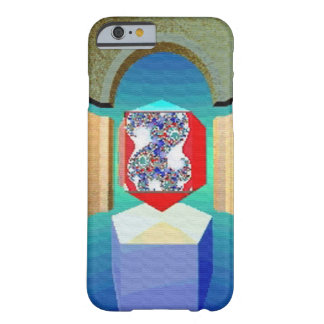 CHAOS AND ORDER TEMPLE Surreal Fractal Art Barely There iPhone 6 Case