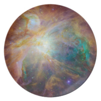 Chaos at the Heart of Orion Plate