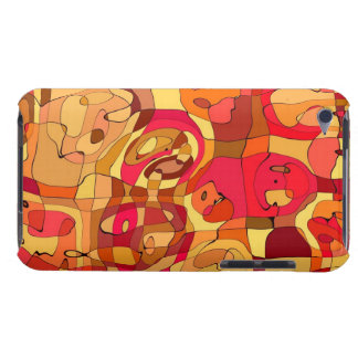 Chaos Barely There iPod Case