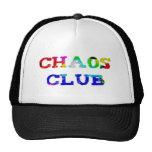 Chaos Club Baseball Kappe