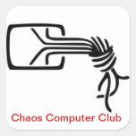 Chaos Computer Club sticker