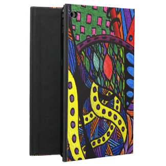 Chaos Eye - colorful doodle painting Powis iPad Air 2 Case
