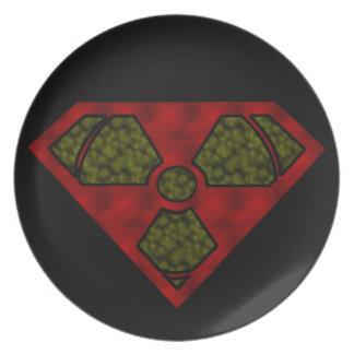 Chaos Factor - Nova Nuclear Plate