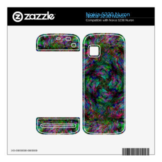 Chaos Fire Nokia 5230 Nuron Skin