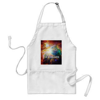 Chaos in Orion - I'm a Dreamer Adult Apron