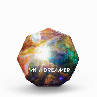 Chaos in Orion - I'm a Dreamer Acrylic Award