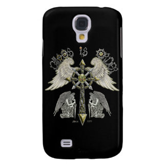 Chaos is Order Samsung Galaxy S4 Case