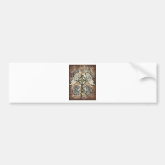 Chaos is Order Variant Bumper Sticker